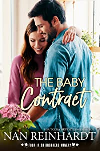 The Baby Contract (Four Irish Brothers Winery, #4)
