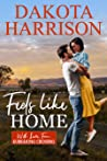 Feels Like Home (With Love, From Kurrajong Crossing, #1)