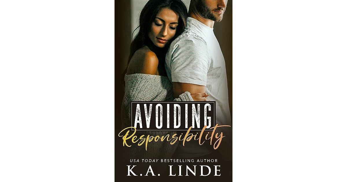 Read Avoiding Responsibility Avoiding 2 By Ka Linde