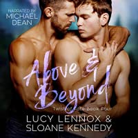 Above and Beyond (Twist of Fate #4)