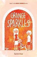 Orange Sparkles