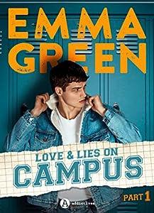 Love & Lies on Campus (Love & Lies on Campus, #1)