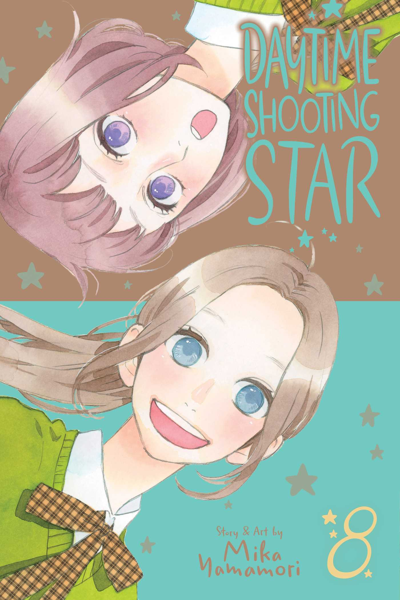 Daytime Shooting Star, Vol. 8