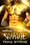 Savage (Barbarians of the Sand Planet #5)