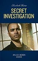 Secret Investigation (Tactical Crime Division, #2)