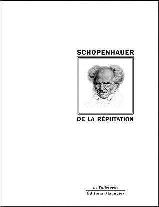 DE LA REPUTATION (LE PHILOSOPHE)