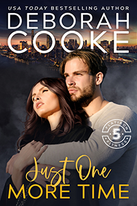 Just One More Time (Flatiron Five Fitness, #2)