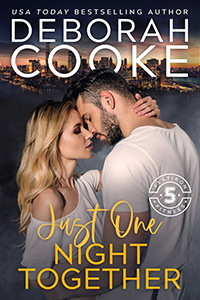 Just One Night Together (Flatiron Five Fitness #3)