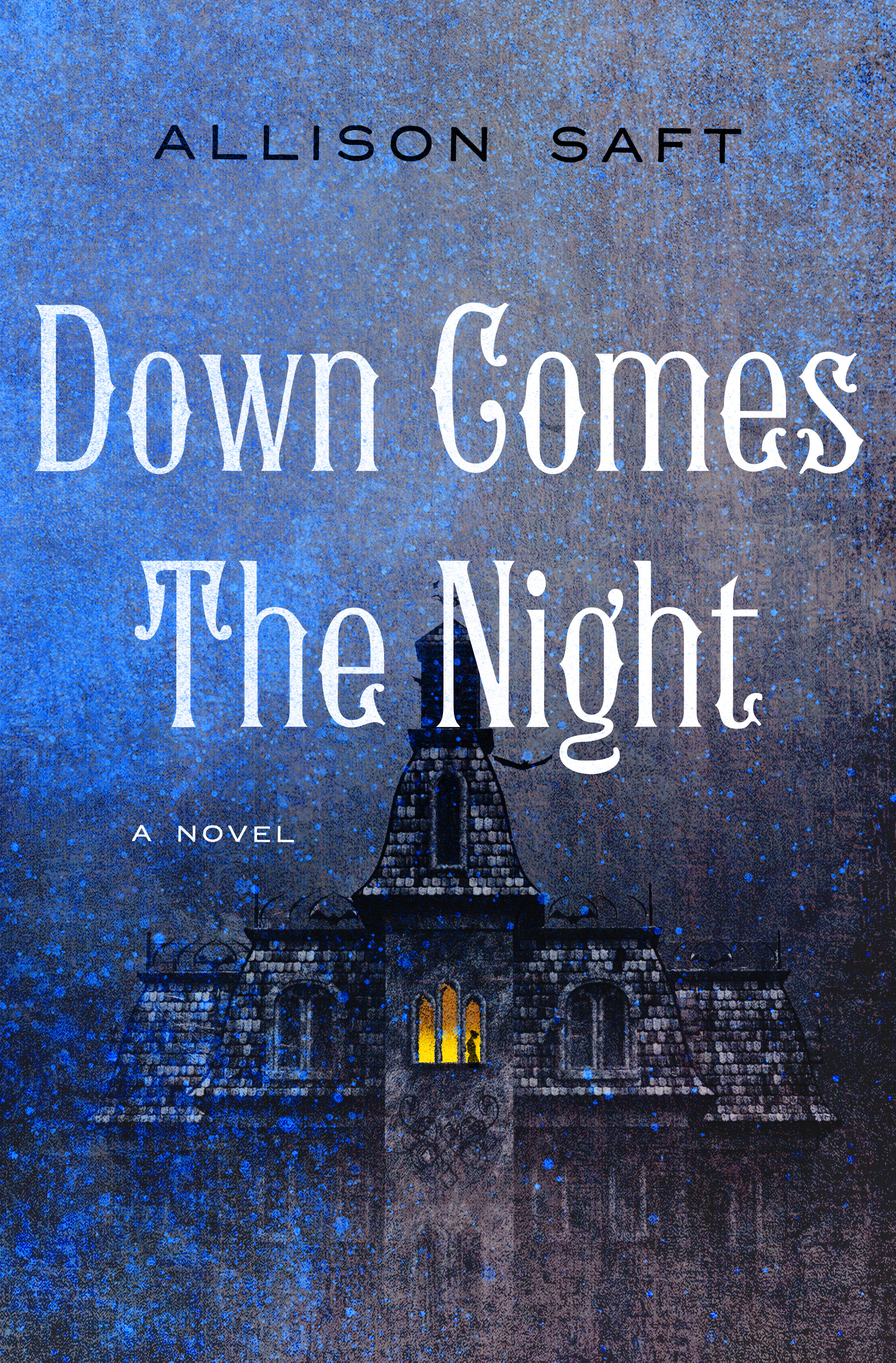 Book cover for Down Comes the Night