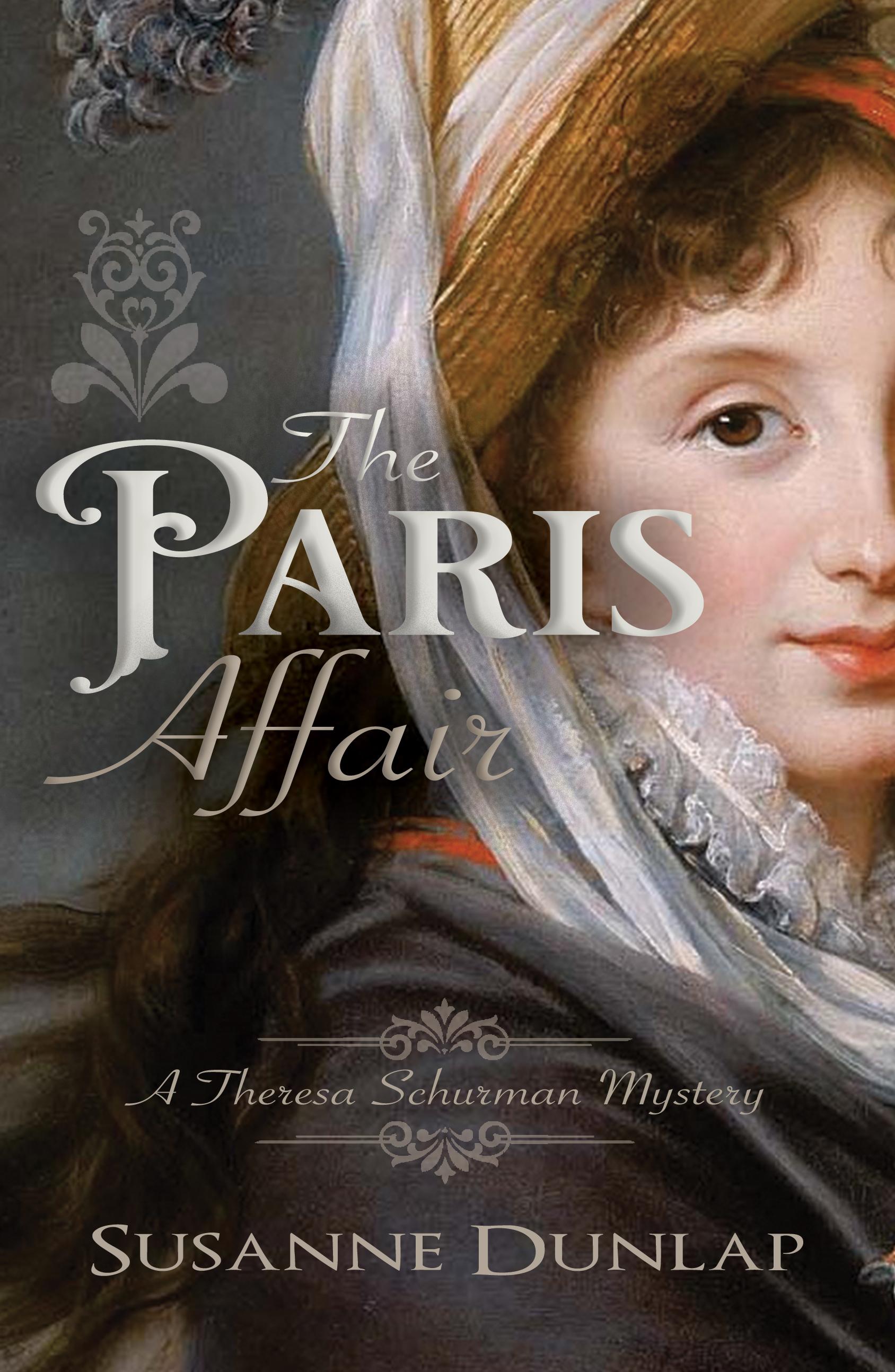 The Paris Affair by Susanne Dunlap