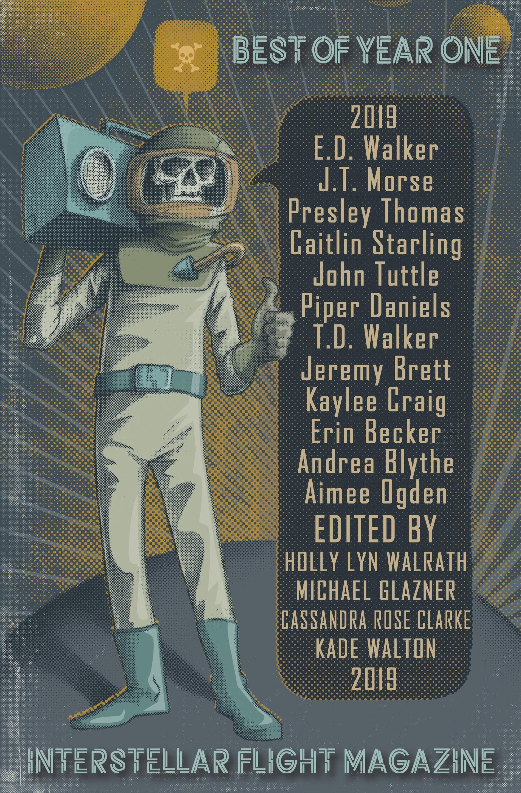 Interstellar Flight Magazine Best of Year One