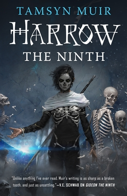 Harrow the Ninth (The Locked Tomb, #2) by Tamsyn Muir