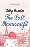 The Lost Manuscript by Cathy Bonidan