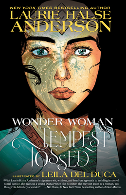 Wonder Woman by Laurie Halse Anderson