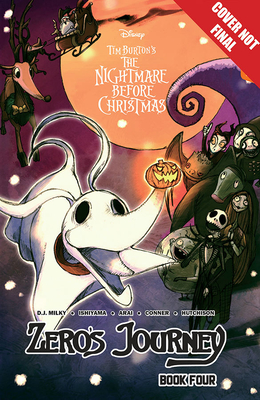 Tim Burton's the Nightmare Before Christmas (Zero's Journey #4)