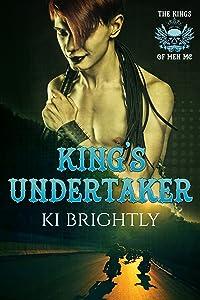 King's Undertaker (Kings of Men MC #5)