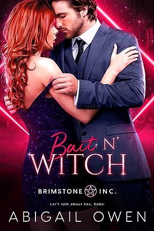Bait N' Witch (Brimstone Inc., #3)