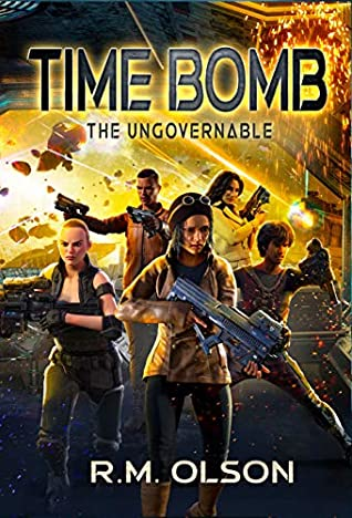 Time Bomb (The Ungovernable #3)