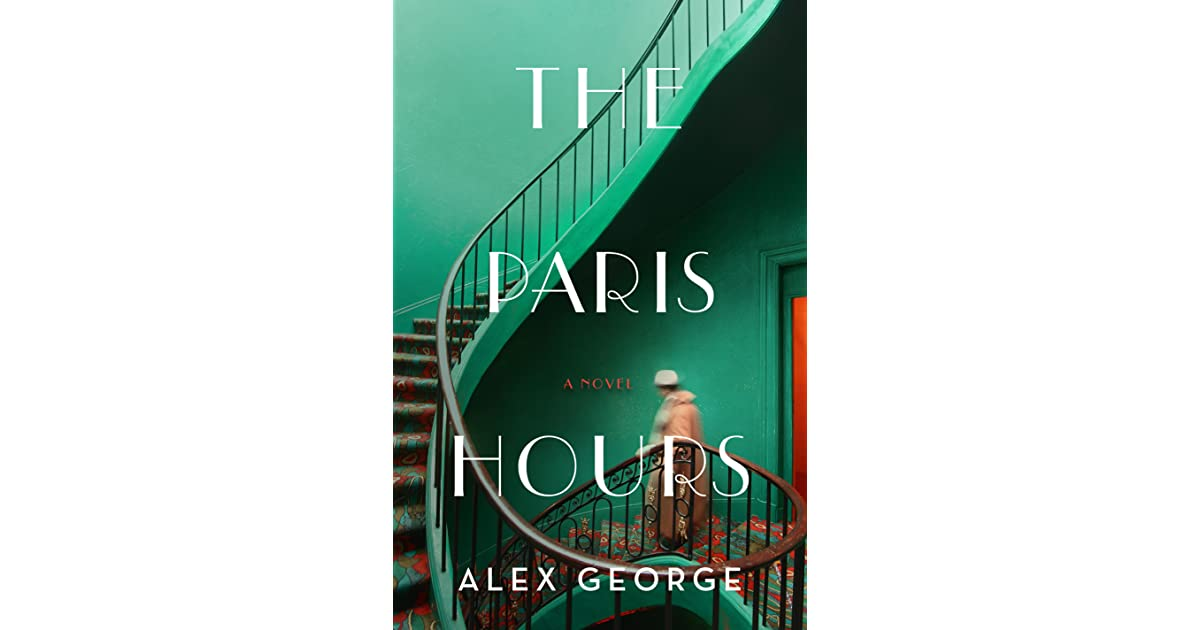 Three Hours In Paris Novel