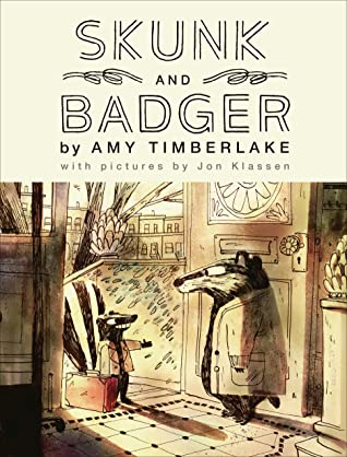 Skunk and Badger (Skunk and Badger #1)