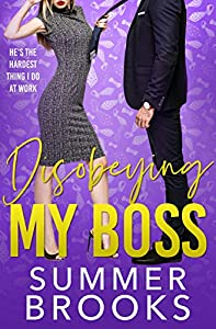 Disobeying My Boss (Lovers' Lane #3)