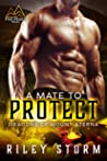 A Mate to Protect (Dragons of Mount Aterna, #3)