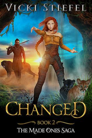Changed (The Made Ones Saga, #2)