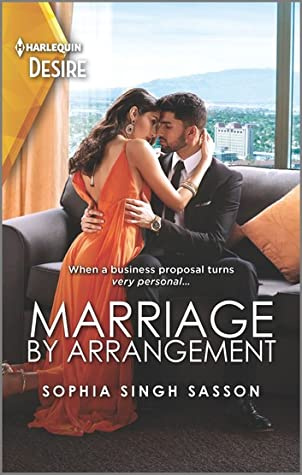 Marriage by Arrangement (Nights at the Mahal #1)