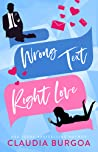 Wrong Text, Right Love (Against All Odds, #1) ebook review