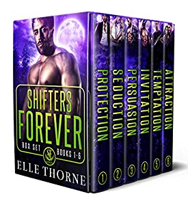Shifters Forever Worlds Box Set: Shifters Forever: The Box Set Books 1 - 6
