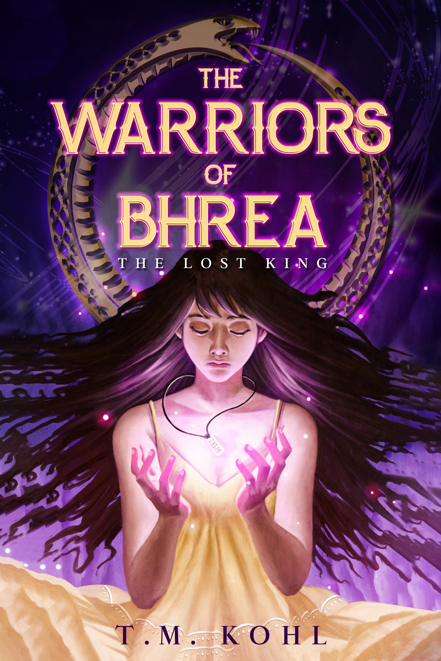 The Warriors of Bhrea by T. M. Kohl