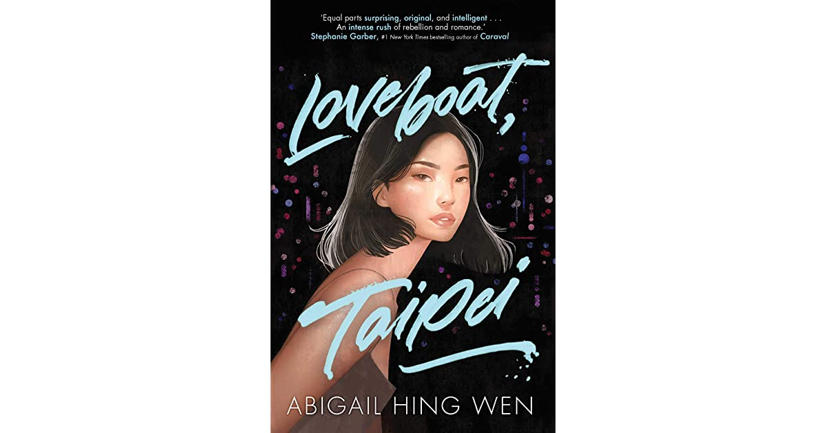 Loveboat Taipei Cover