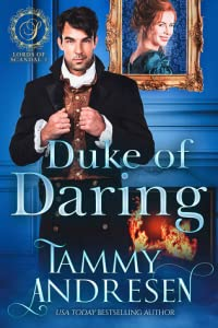 Duke of Daring (Lords of Scandal #1)