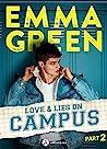 Love & Lies on Campus (Love & Lies on Campus, #2)