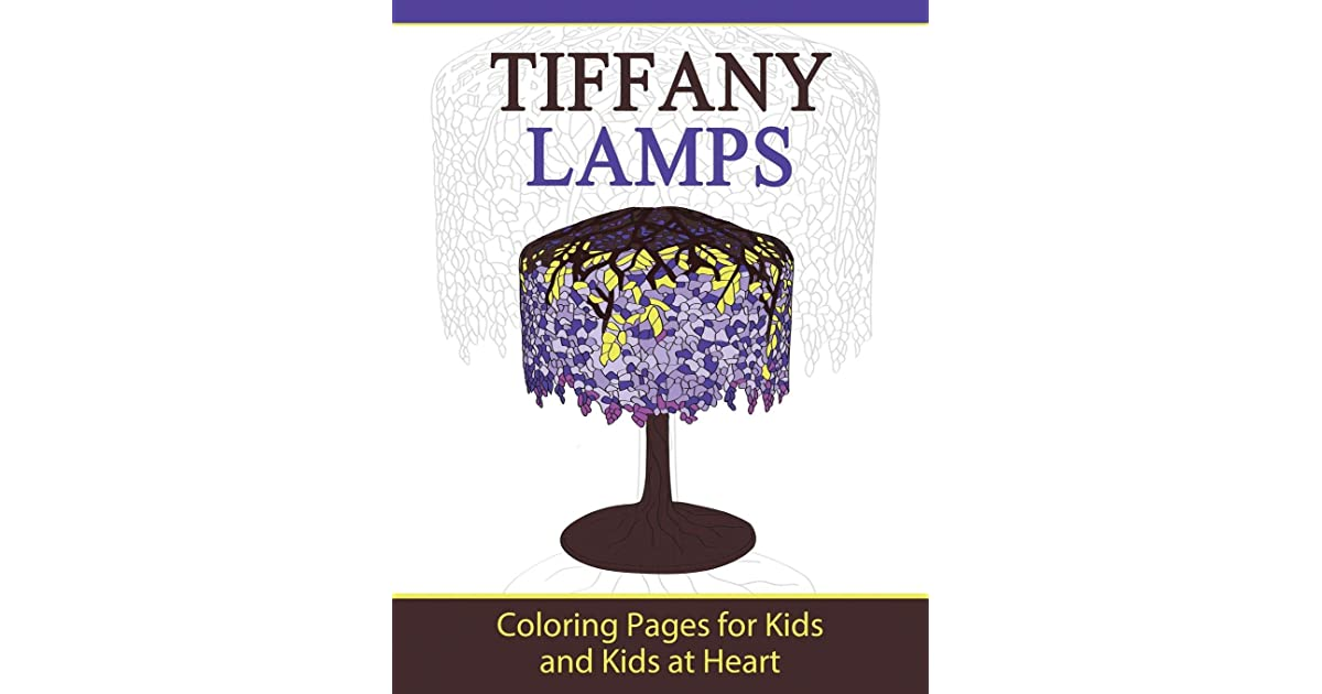 - Tiffany Lamps: Coloring Pages For Kids And Kids At Heart By Hands-On Art  History