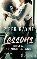 Lessons from a One-Night-Stand (The Baileys, #1)