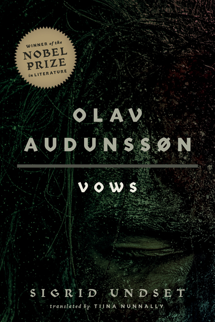 Olav Audunssøn: I. Vows