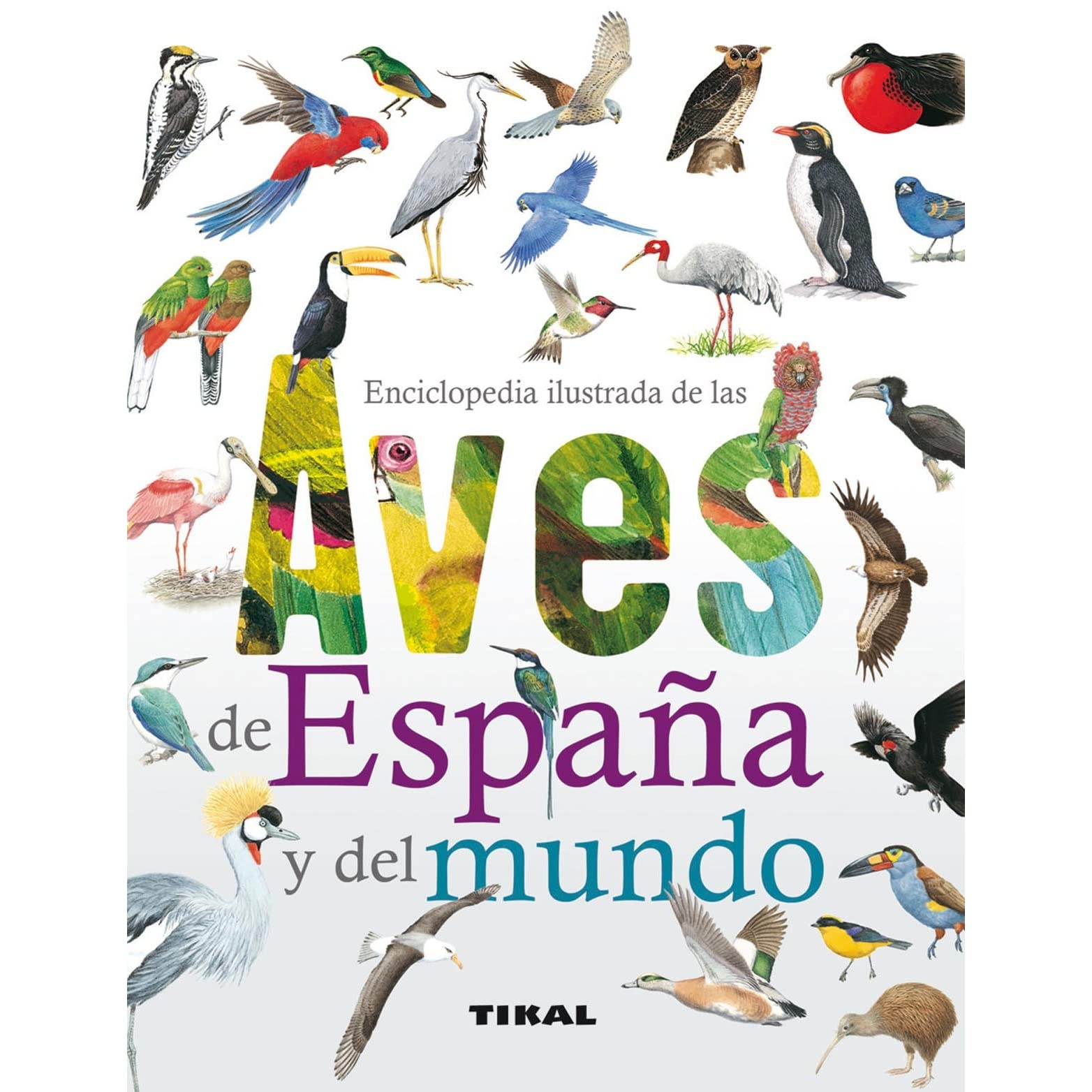Aves De España Y Del Mundo By David Alderton