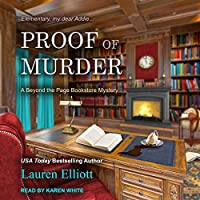 Proof of Murder (Beyond the Page Bookstore Mystery #4)