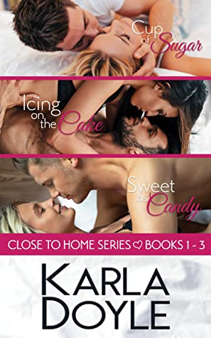 Close to Home Series Box Set (Close to Home #1-3)