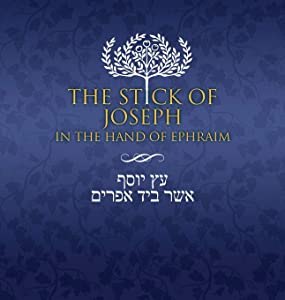 The Stick of Joseph in the Hand of Ephraim: First Edition Hardcover, English Journaling Edition