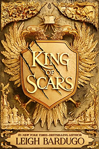 King of Scars (King of Scars, #1)