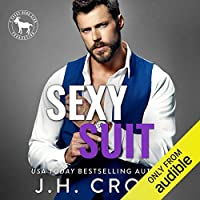 Sexy Suit (A Cocky Hero Club Novel)