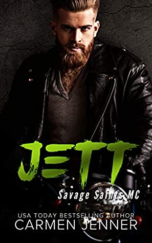 Jett (Savage Saints MC, #3)