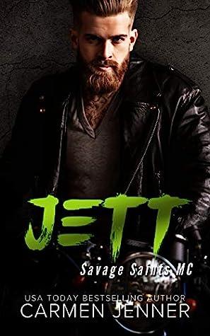 Jett (Savage Saints MC, #3)