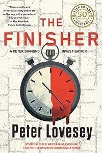 The Finisher (Peter Diamond, #19)