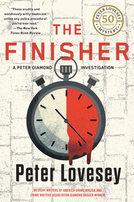 The Finisher (A Detective Peter Diamond Mystery #19)