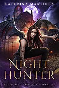 Night Hunter (The Devil of Harrowgate #1)