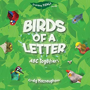 Birds of a Letter by Craig Macnaughton