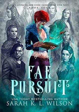 Fae Pursuit (Tangled Fae #4)
